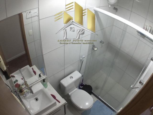 Laz - Apartamento com varanda e com modulados em Manguinhos - Foto 15