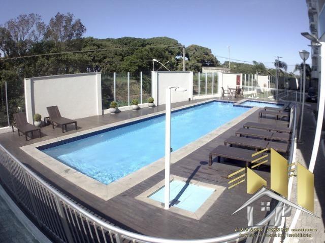 Laz - Apartamento com varanda e com modulados em Manguinhos - Foto 5
