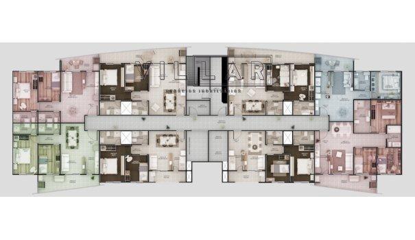 Alta Vista Three Towers - Empreendimento - Apartamentos em Lançamentos no bairro... - Foto 14