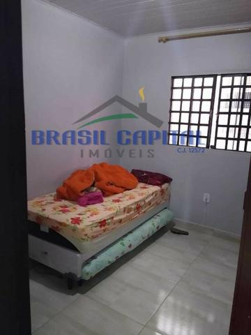Qr 513 casa com 03 quartos s/ 01 suíte, reformada , Finnacia e pode usar FGTS - Foto 10