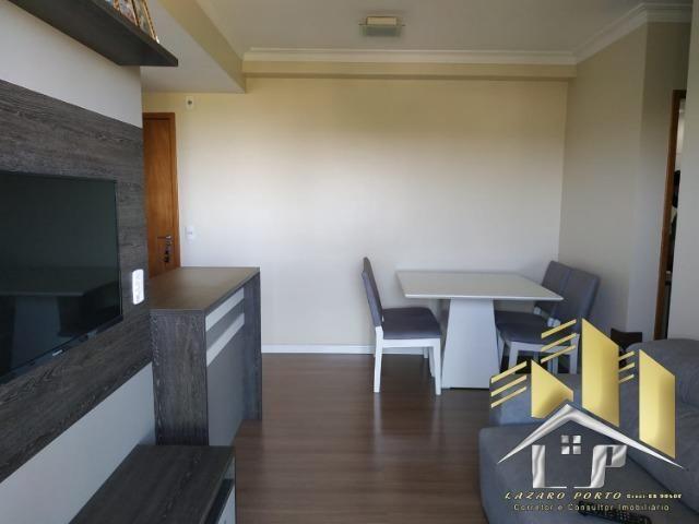 Laz - Apartamento com varanda e com modulados em Manguinhos - Foto 9