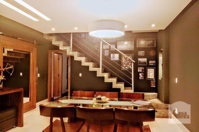Apartamento à venda com 4 dormitórios em Caiçaras, Belo horizonte cod:256092 - Foto 3