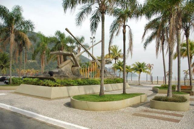 Apartamento com 1 dormitório à venda, 45 m² por r$ 160.000 - vila guilhermina - praia gran - Foto 10