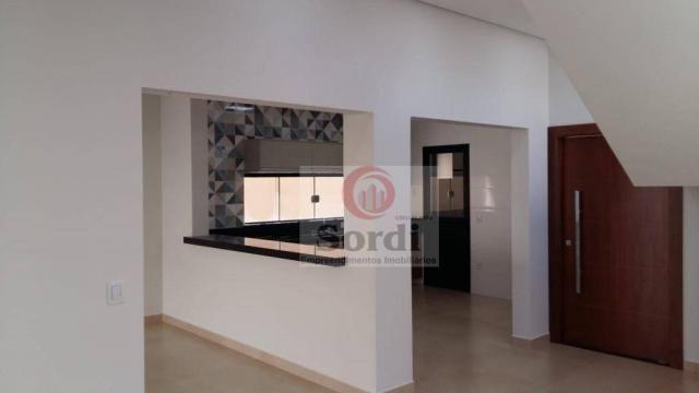 Sobrado com 3 suítes à venda, 205 m² por r$ 890.000 - condomínio buona vita - ribeirão pre - Foto 6