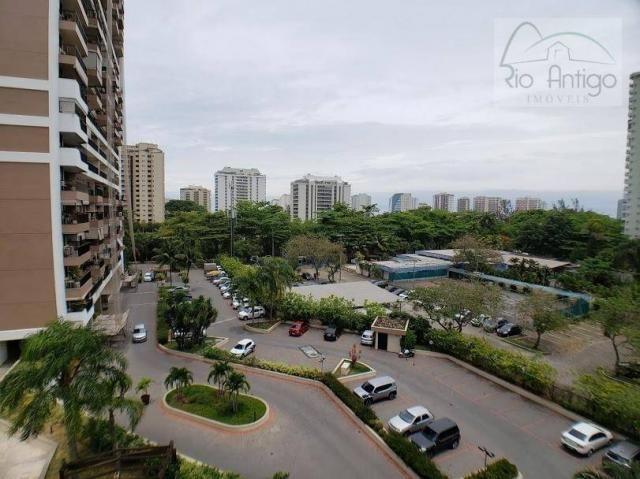Apartamento com 2 quartos para alugar, 101 m² - barra da tijuca - rio de janeiro/rj - Foto 10