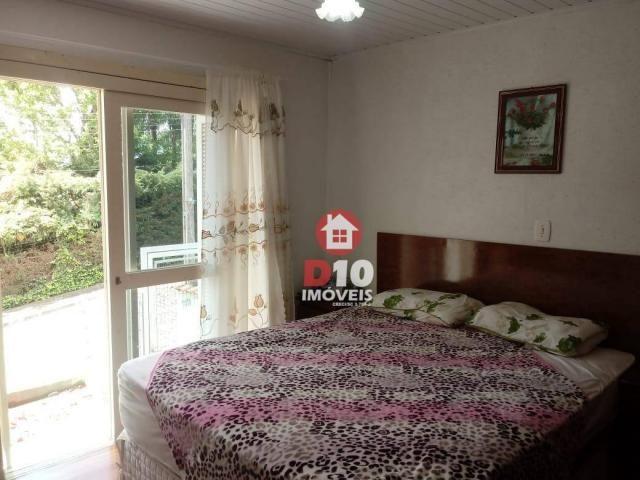 Casa com 3 dormitórios à venda, 132 m² por r$ 530.000,00 - santo antão - bento gonçalves/r - Foto 20