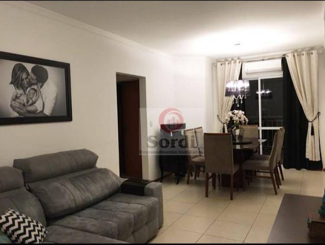 Apartamento com 2 dormitórios à venda, 82 m² por r$ 380.000 - jardim paulista - ribeirão p - Foto 3