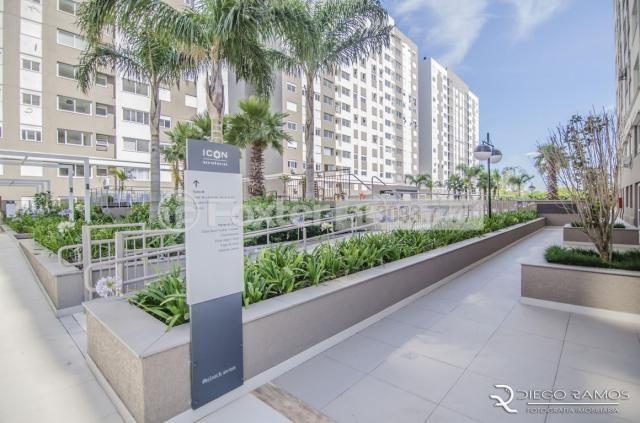 Apartamento à venda com 2 dormitórios em São sebastião, Porto alegre cod:192587 - Foto 12