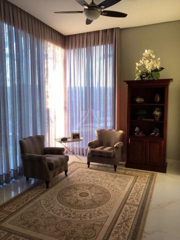 Casa de condomínio à venda com 5 dormitórios em Alphaville, Ribeirão preto cod:43924 - Foto 5