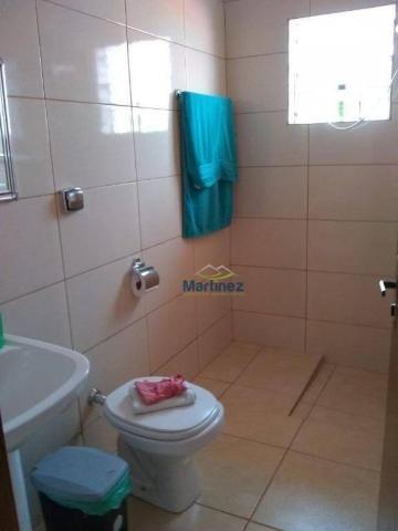 Casa com 2 dormitórios à venda, 80 m² por r$ 400.000 - jardim grimaldi - são paulo/sp - Foto 11