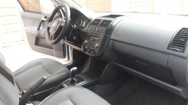 VW Polo Sedan ConfortLine 1.6 2012 Automático 57mil km, financio - Foto 4