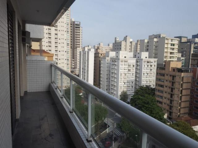 Apartamento para alugar com 2 dormitórios em Embaré, Santos cod:AP00437