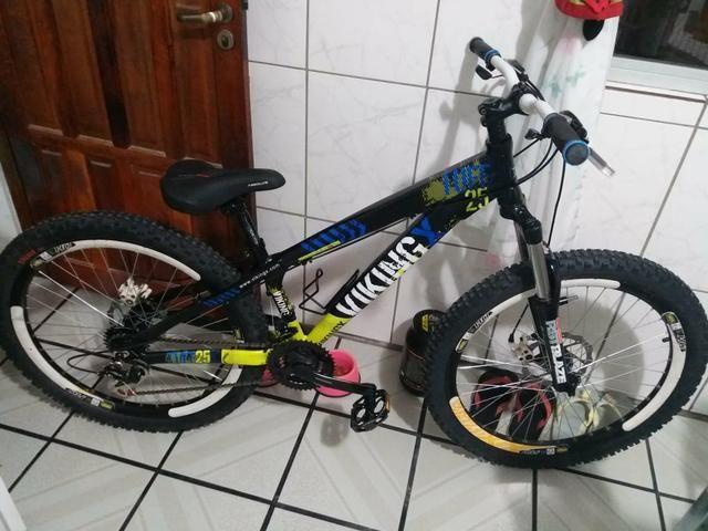 Bicicleta Vikingx nova (Entrego)