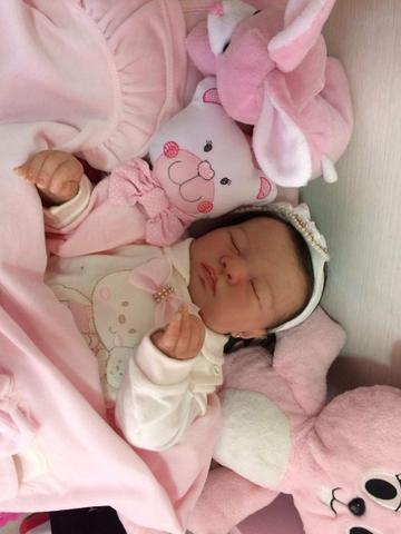 Vende se lindos bebê Reborn - Foto 2