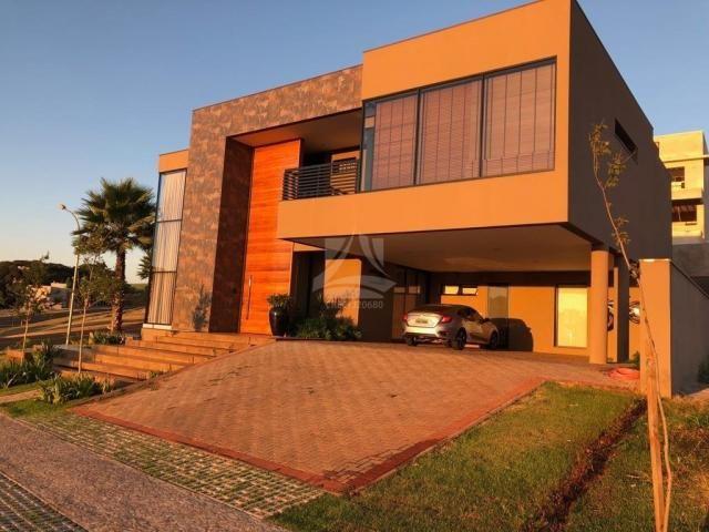 Casa de condomínio à venda com 5 dormitórios em Alphaville, Ribeirão preto cod:43924 - Foto 3