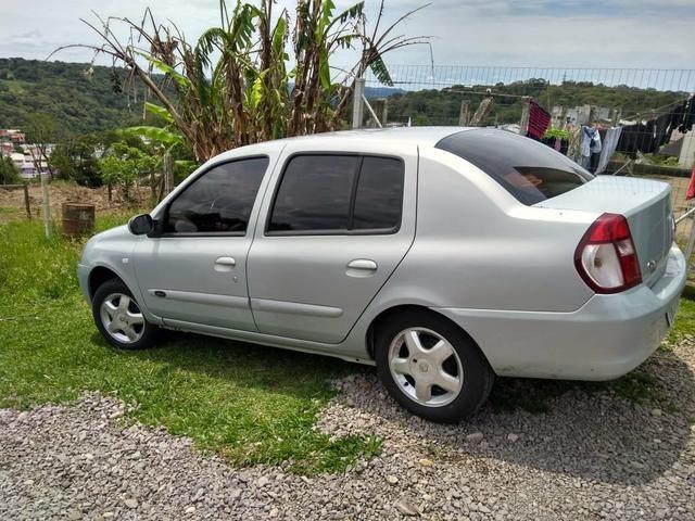Clio Privilege 1.6 2008 Impecável vendo ou troco