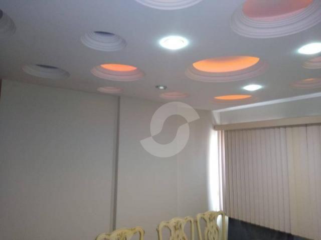 Apartamento com 2 dormitórios para alugar, 121 m² por r$ 1.800,00/ano - icaraí - niterói/r - Foto 10