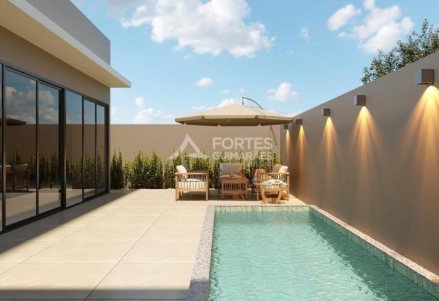 Casa de condomínio à venda com 3 dormitórios em San marco, Bonfim paulista cod:58843 - Foto 4