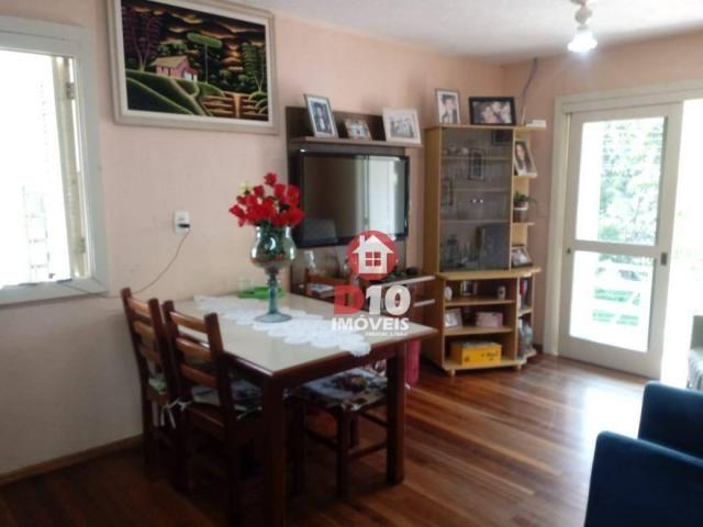 Casa com 3 dormitórios à venda, 132 m² por r$ 530.000,00 - santo antão - bento gonçalves/r - Foto 11