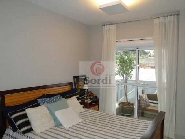 Apartamento com 4 dormitórios à venda, 227 m² por r$ 1.599.000 - jardim botânico - ribeirã - Foto 13
