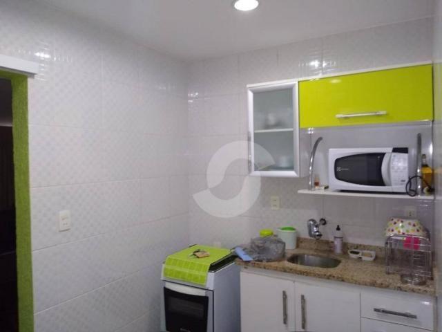 Apartamento com 2 dormitórios para alugar, 121 m² por r$ 1.800,00/ano - icaraí - niterói/r - Foto 3