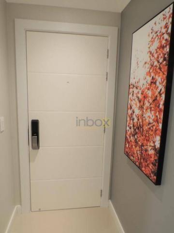 Inbox vende: excelente apartamento de 3 dormitórios (sendo uma suíte, e um escritório), em - Foto 2