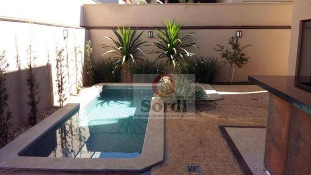 Sobrado com 3 suítes à venda, 205 m² por r$ 890.000 - condomínio buona vita - ribeirão pre - Foto 8