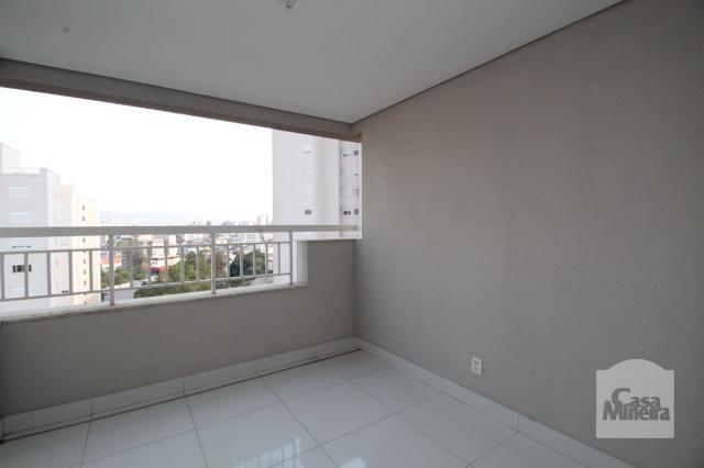 Apartamento à venda com 2 dormitórios em Caiçaras, Belo horizonte cod:255506 - Foto 6
