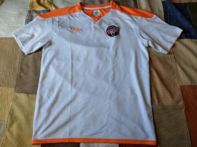 Camisa athletico paranaense de treino - Foto 2