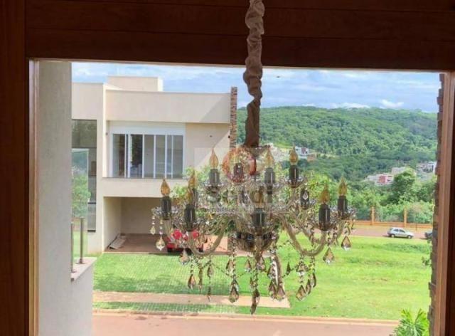 Sobrado com 5 dormitórios à venda, 413 m² por r$ 1.750.000,00 - alphaville - ribeirão pret - Foto 15