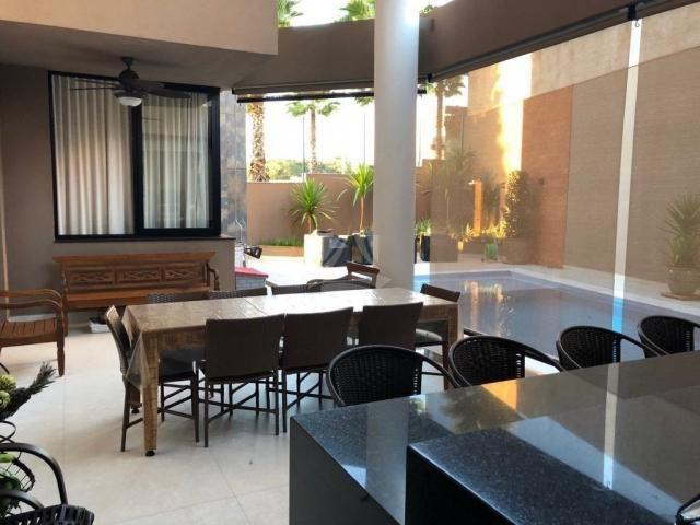 Casa de condomínio à venda com 5 dormitórios em Alphaville, Ribeirão preto cod:43924 - Foto 18