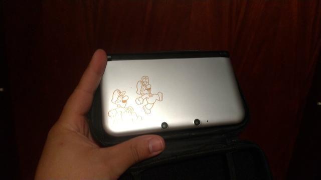 Nintendo 3ds xl Ed Luigi Desbloqueado - Foto 3