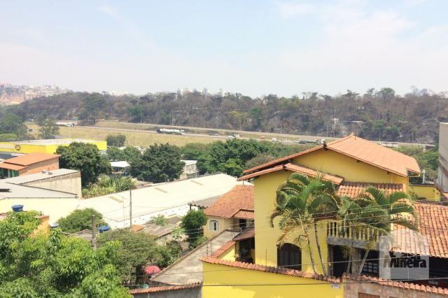 Apartamento à venda com 2 dormitórios em Caiçaras, Belo horizonte cod:256488 - Foto 8