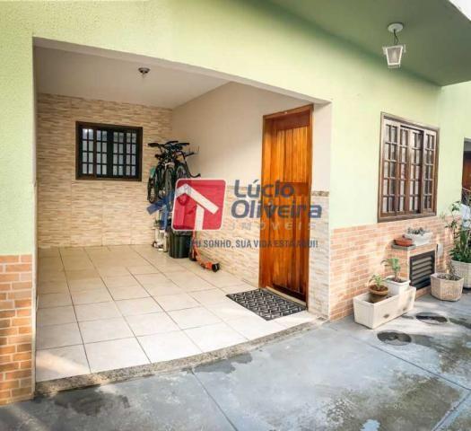 Casa de condomínio à venda com 2 dormitórios em Braz de pina, Rio de janeiro cod:VPCN20026 - Foto 4