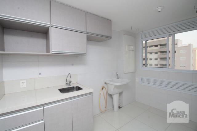Apartamento à venda com 2 dormitórios em Caiçaras, Belo horizonte cod:255506 - Foto 13
