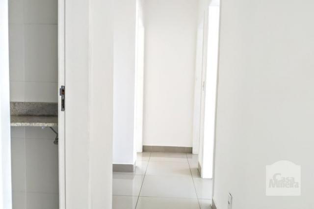 Apartamento à venda com 3 dormitórios em Caiçaras, Belo horizonte cod:256280 - Foto 8