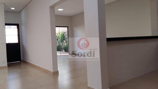Sobrado com 3 suítes à venda, 205 m² por r$ 890.000 - condomínio buona vita - ribeirão pre - Foto 10