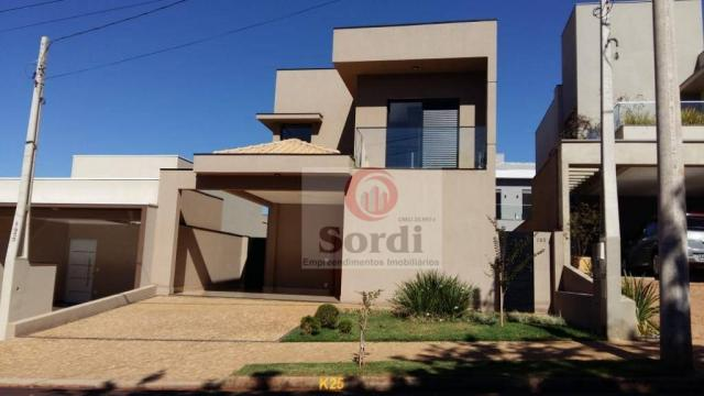 Sobrado com 3 suítes à venda, 205 m² por r$ 890.000 - condomínio buona vita - ribeirão pre - Foto 15