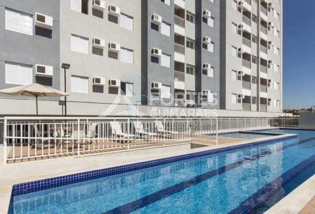 Apartamento à venda com 2 dormitórios em Alto da boa vista, Ribeirão preto cod:58764 - Foto 2