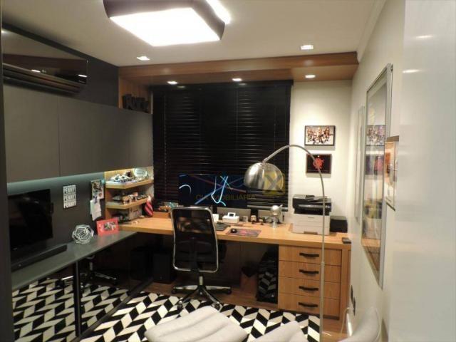 Inbox vende: excelente apartamento de 3 dormitórios (sendo uma suíte, e um escritório), em - Foto 13