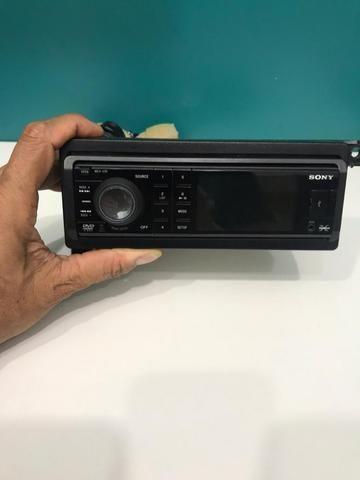Rádio automotivo cd dvd Sony - Foto 2