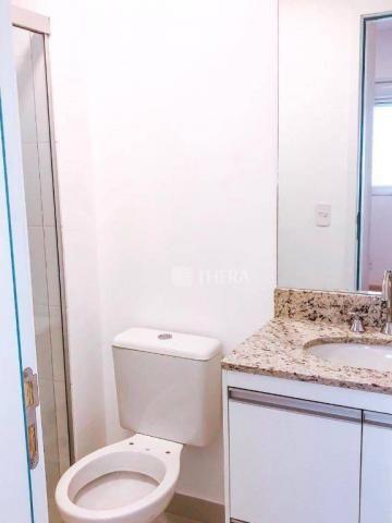 Apartamento com 2 dormitórios para alugar, 71 m² por r$ 2.200/mês - vila assunção - santo  - Foto 3