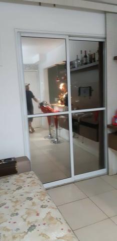 Alugo lindo apartamento decorado Norte Village - Foto 11