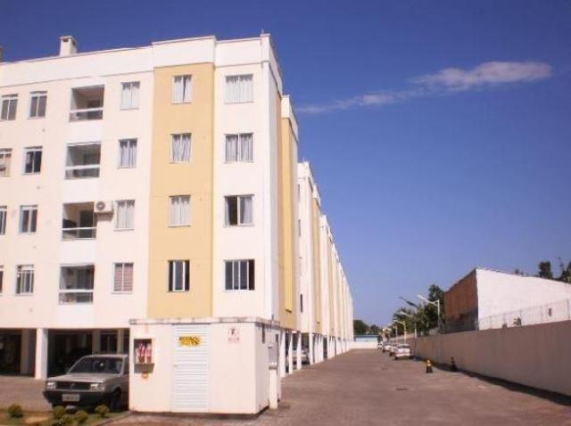 Apartamento com 2 dormitórios à venda, 53 m² por r$ 76.978 - barra do aririú - palhoça/sc - Foto 3