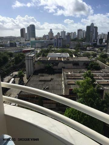 Apartamento para venda em salvador, parque bela vista, 1 dormitório, 1 banheiro, 1 vaga - Foto 5
