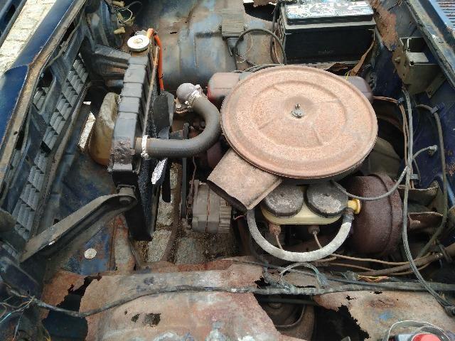 GM Chevrolet Caravan 79 4 cilindros gasolina - Foto 6