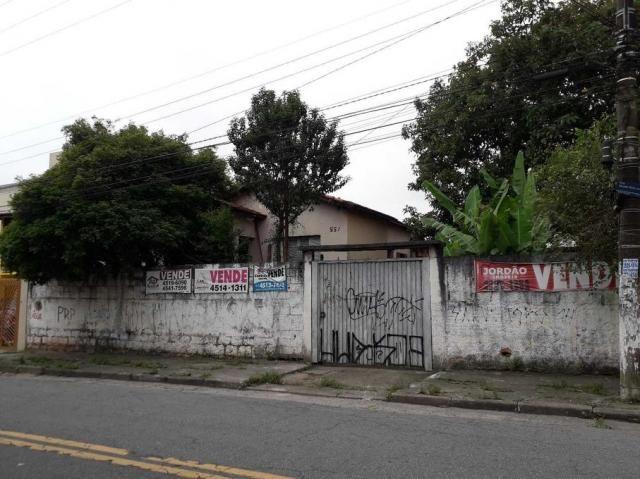 Terreno à venda em Vila bocaina, Mauá cod:62928 - Foto 5