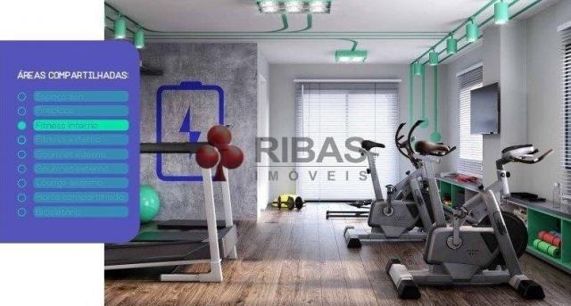 Apartamento à venda com 2 dormitórios em Capão raso, Curitiba cod:15426 - Foto 7