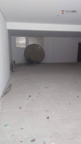 Salão para alugar, 90 m² por R$ 3.000/mês - Vila Guiomar - Santo André/SP - Foto 3