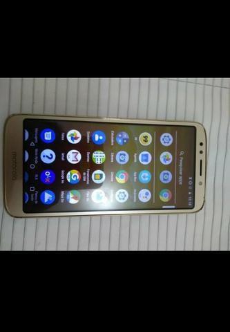 Moto E5 Play Vendo ou Troco - Foto 3